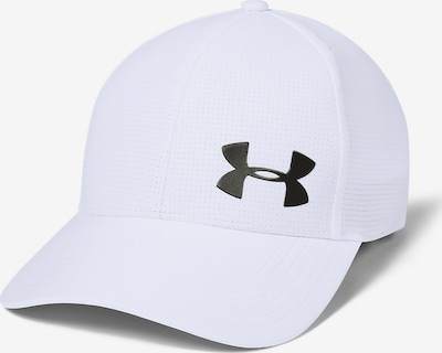 UNDER ARMOUR Kappe 'Core' in schwarz / weiß, Produktansicht