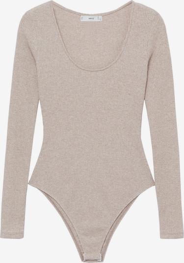 MANGO Tričkové body 'JOANA' - béžový melír, Produkt