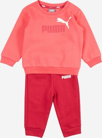 PUMA Jogginganzug in Pink