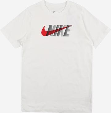 balts NIKE Sporta krekls