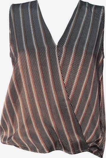 Someday Bluse in braun, Produktansicht
