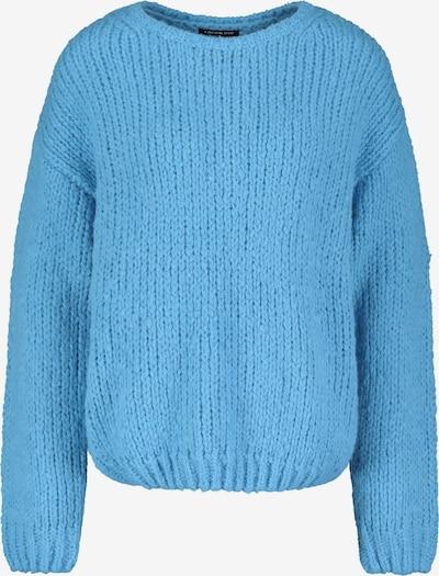 ONE MORE STORY Pullover aus Grobstrick in blau, Produktansicht
