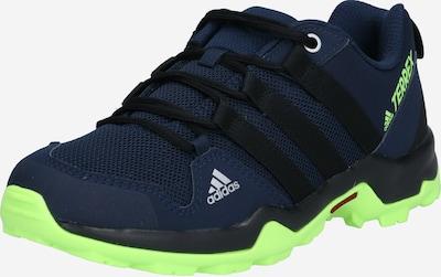ADIDAS PERFORMANCE Niske cipele 'Terrex' u morsko plava / neonsko zelena / crna, Pregled proizvoda