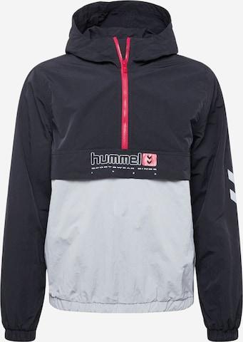 Veste de sport Hummel en noir