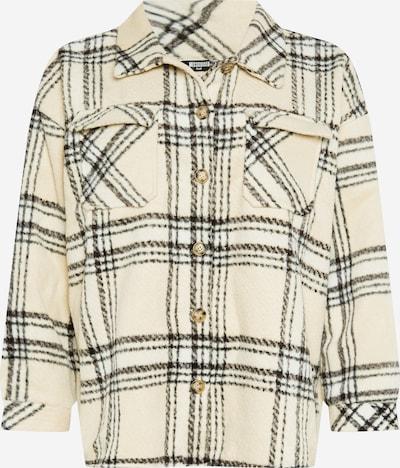 Missguided Plus Jacke in beige / schwarz, Produktansicht