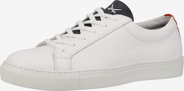 SANSIBAR Sneaker in Weiß