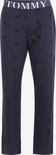 Tommy Hilfiger Underwear Pyjamahose in marine / navy / rot / weiß, Produktansicht