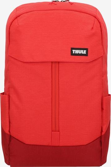 Thule Rucksack in rot, Produktansicht