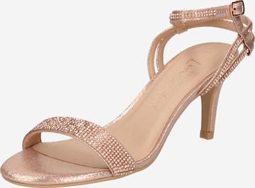 NEW LOOK Sandaler 'ZING' i rosa