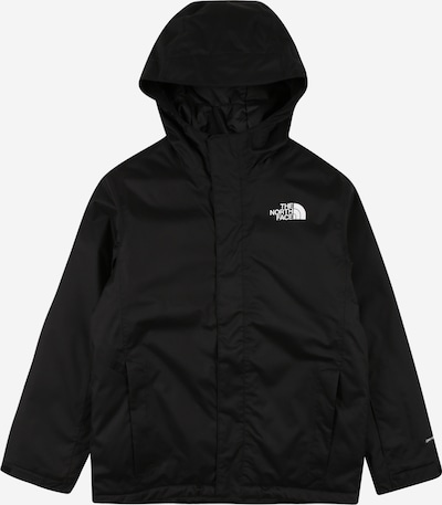 THE NORTH FACE Skijacke 'SNOWQUEST' in schwarz / weiß: Frontalansicht
