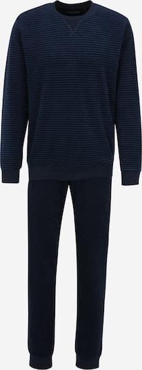 SCHIESSER Dlhé pyžamo - tmavomodrá / svetlomodrá, Produkt