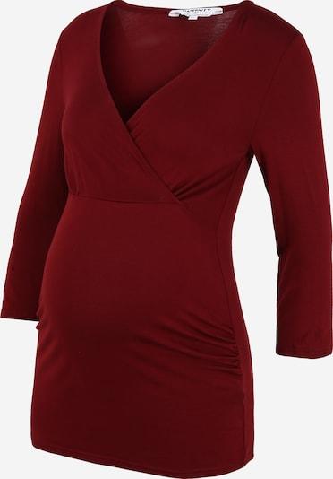 Dorothy Perkins Maternity Skjorte i vinrød, Produktvisning