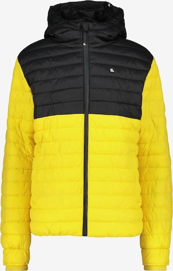 Alife and Kickin Jacke in gelb / schwarz, Produktansicht