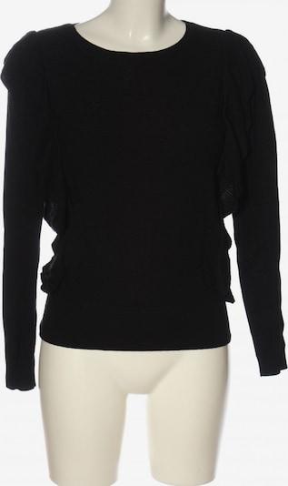 Soyaconcept Rundhalspullover in XS in schwarz, Produktansicht