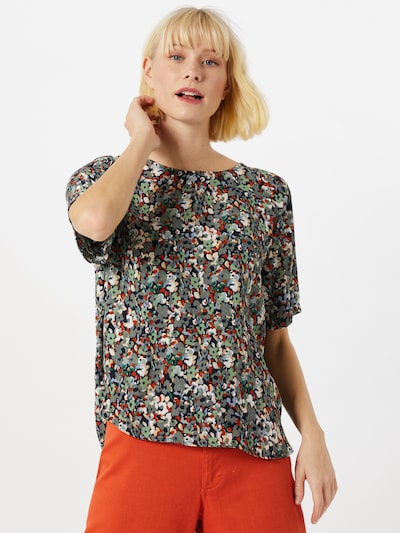 ONLY Bluse 'Vick' in mischfarben, Modelansicht