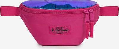 EASTPAK Jostas soma 'SPRINGER' tumši lillā / rozā, Preces skats