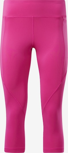 REEBOK Sportbroek 'Workout Ready' in de kleur Pink, Productweergave