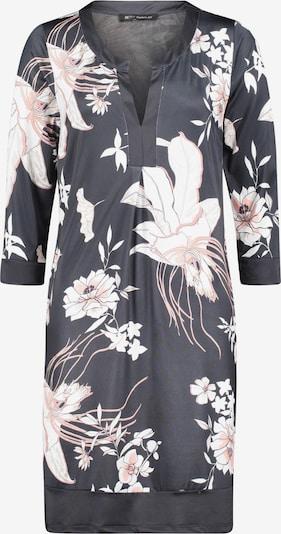 Betty Barclay Shirtkleid mit Blumenprint in dunkelblau / rosé, Produktansicht
