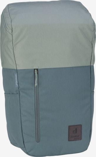 DEUTER Sac à dos 'Stockholm' en bleu-gris / bleu clair, Vue avec produit