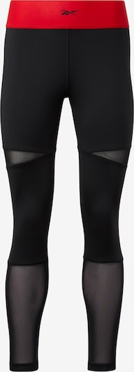 Reebok Classic Tights 'CARDI' in schwarz, Produktansicht
