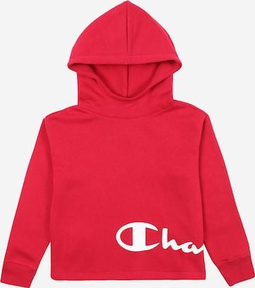 Champion Authentic Athletic Apparel Sweatshirt i rød