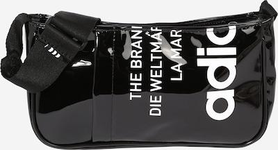 ADIDAS ORIGINALS Umhängetasche  'Mini Airliner ' in schwarz / weiß, Produktansicht