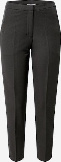minimum Pantalon à plis 'Halle' en vert foncé, Vue avec produit