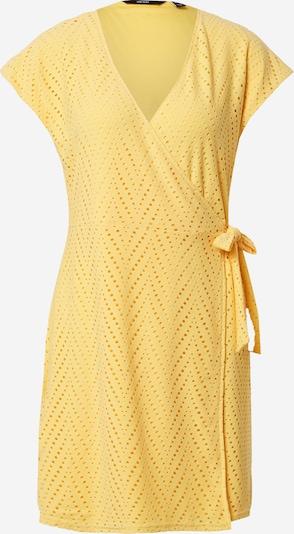VERO MODA Robe 'LEAH' en jaune, Vue avec produit