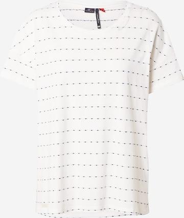 Ragwear Shirt 'CELEB' in White