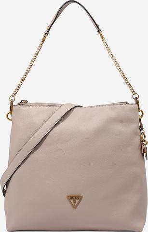 GUESS Handbag 'DESTINY' in Beige