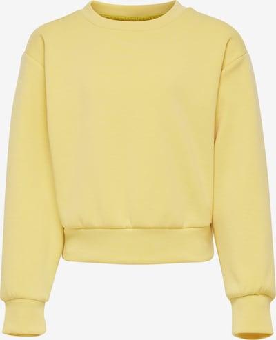 Felpa 'Scarlett' KIDS ONLY di colore giallo chiaro, Visualizzazione prodotti