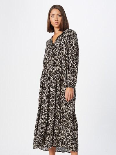 Eight2Nine Kleid in grau / schwarz, Modelansicht