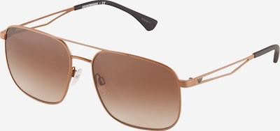 Emporio Armani Sunglasses '0EA2106' in Light brown, Item view
