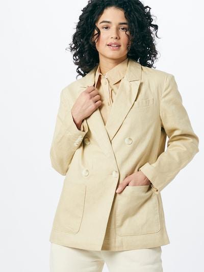 LEVI'S Blazer 'ALEXA' in beige, Modelansicht