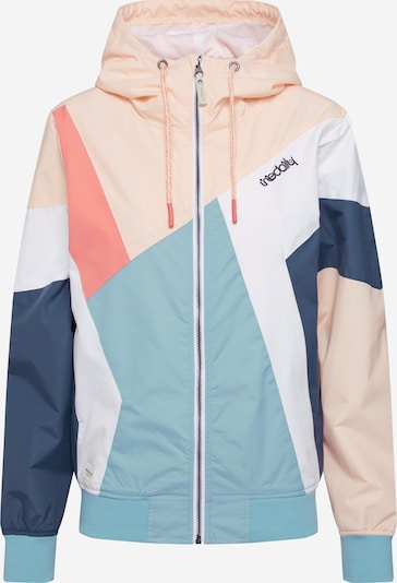 Iriedaily Functional jacket 'Puzzled' in Mixed colours, Item view