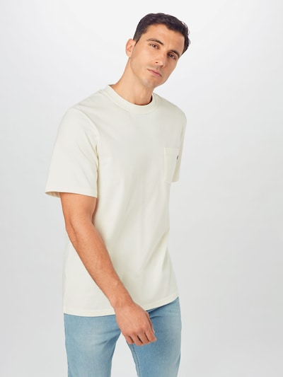 WOOD WOOD Shirt 'Bobby' in White: Frontal view