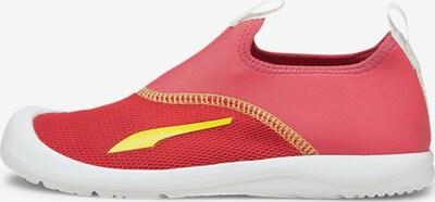 PUMA Badeschuh 'Aquacat Shield' in gelb / pink / rot, Produktansicht