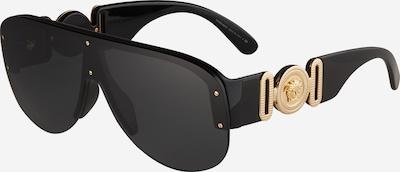 Ochelari de soare VERSACE pe auriu / negru, Vizualizare produs
