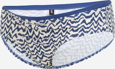 Noppies Bas de bikini 'Elgin' en bleu / blanc, Vue avec produit