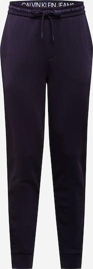 Calvin Klein Jeans Bikses, krāsa - melns, Preces skats