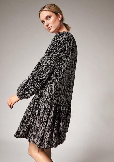 comma casual identity Dress in Grey / Black, View model