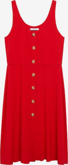 VIOLETA by Mango Kleid in rot, Produktansicht