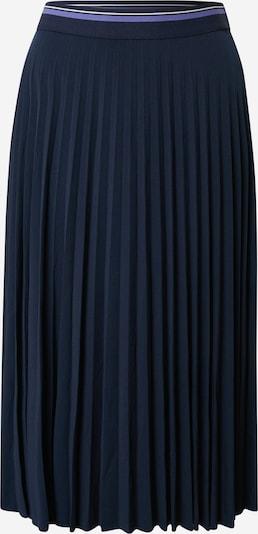 TOM TAILOR Suknja u noćno plava / ljubičasta / bijela, Pregled proizvoda