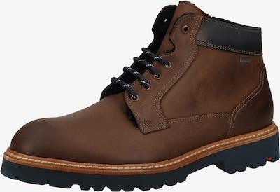 LLOYD Boots in dunkelblau / dunkelbraun, Produktansicht