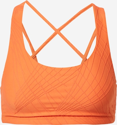 Onzie Sport-BH 'Selenite Mudra' in orange, Produktansicht