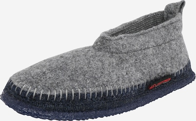 Papuci de casă 'Tegernau' GIESSWEIN pe gri, Vizualizare produs