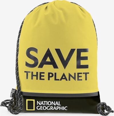 National Geographic Turnbeutel 'Saturn' in gelb, Produktansicht