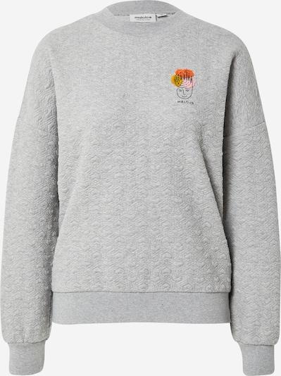 Maloja Sweatshirt in grau, Produktansicht