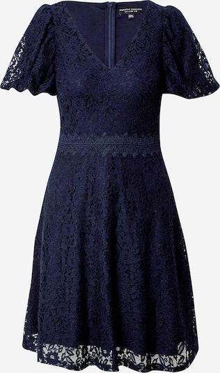Dorothy Perkins Robe de cocktail en bleu marine, Vue avec produit