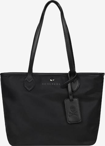 Shopper 'Eday' di Scalpers in nero